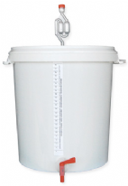 Brewing/Fermentation Bucket BREWFERM 30 l Graduated